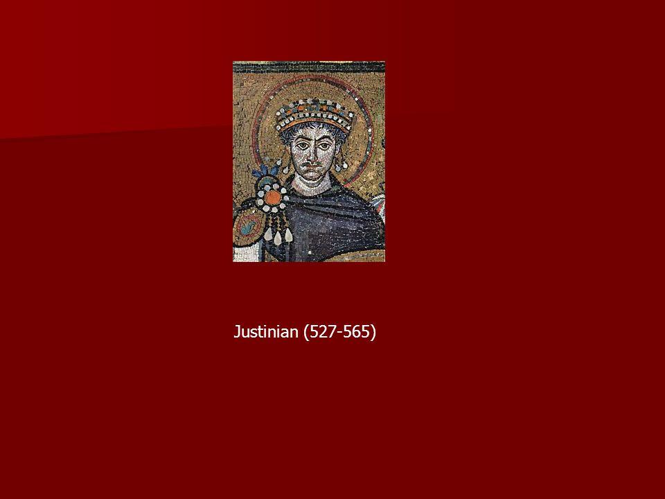 Justinian (527-565)