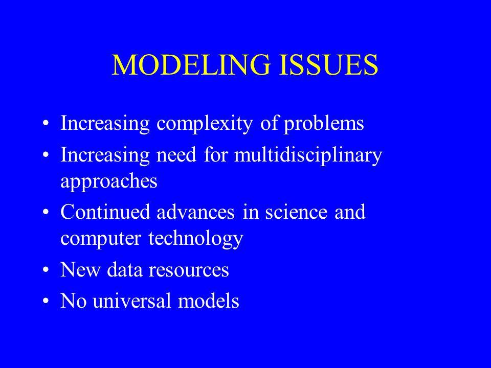 SELECTED MODELS AND MODULES IN MMS USGS –PRMS –DAFLOW –1-D Sediment Transport (beta) –MODFLOW –WEBMOD –WETMOD OTHER –TOPMODEL –Hydro-17 (NWS snowmelt) –Snowmelt Runoff Model (SRM) (ARS) –ENNS Model (modified HBV, Austria) IN DEVELOPMENT –PRMS-MODFLOW-DAFLOW-UnsatZone –Sacramento Model (NWS) –PHREEQC, OTIS, OTEQ, AHM (QW models) –RZWQM, RUSLE, SWAT, Generic Crop (ARS Ag models)