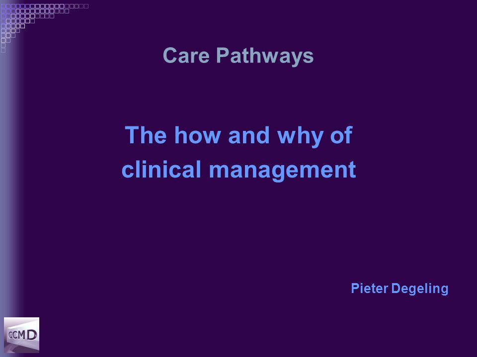 Conventional model of clinical governance Risk management Clinical Audit Clinical EffectivenessQuality Assurance Research Development Clinical Governance Committee TRUST Staff