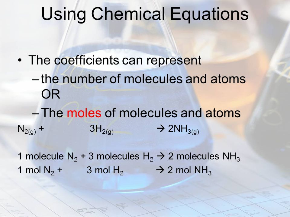 Using the Limiting Reactant You have 16.0 mol N 2 and 19.0 mol H 2.