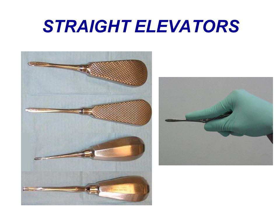 STRAIGHT ELEVATORS