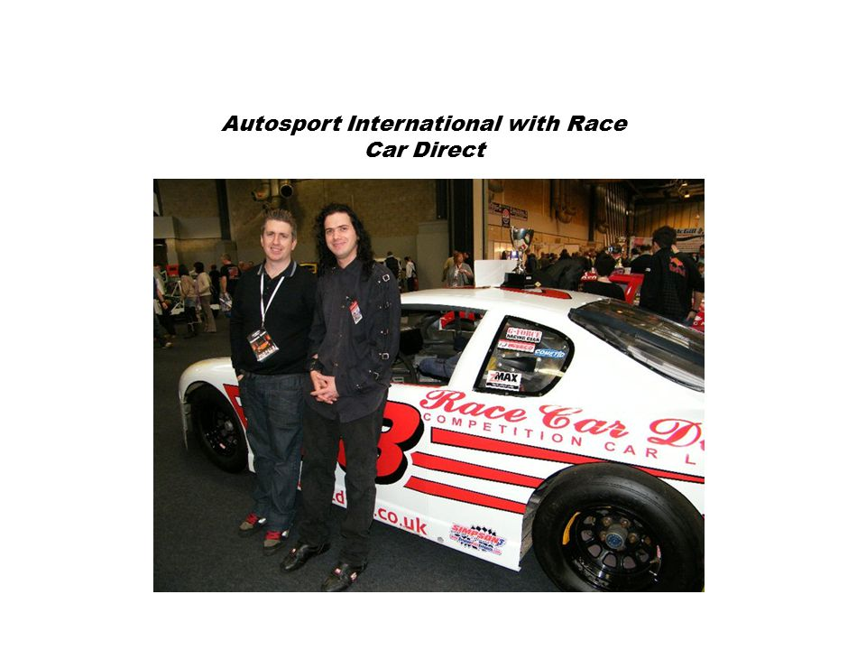 Autosport International with Race Car Direct