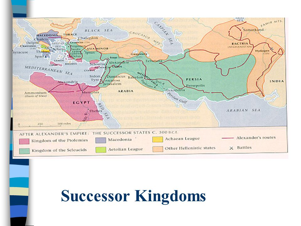 Successor Kingdoms