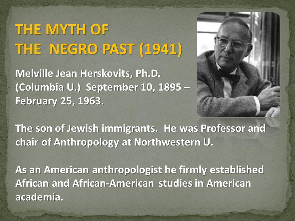 Rev.Mark Miles Fisher, Ph.D. (1899-1970) Baptist Pastor and Professor, Shaw U.