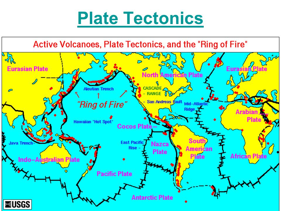 Plates are moving apart Occurs at Mid-ocean Ridges and at Rift Valleys (seafloor spreading) –Rift valley = deep valleys at the center of a mid- ocean ridge.