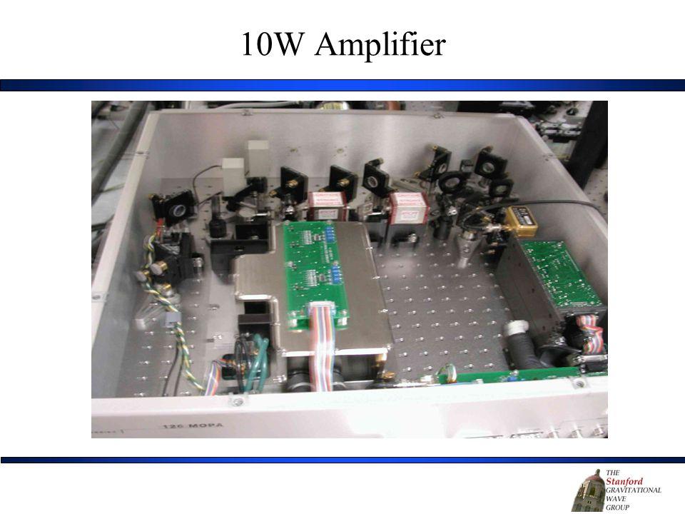 10W Amplifier