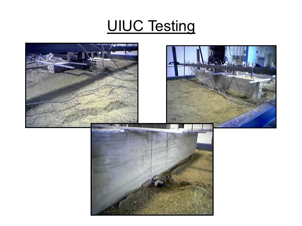 Laboratory Testing and Modeling of Separated Concrete Overlays New PCC Old PCC AC Interlayer Rigid Support New PCC Old PCC AC Interlayer Support Cohesive elements