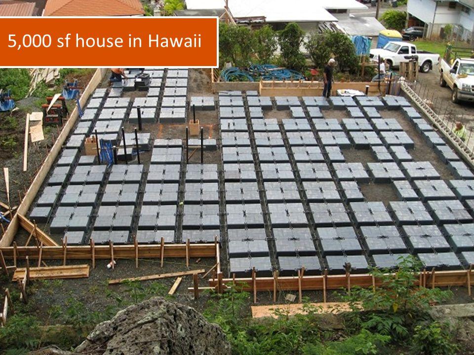5,000 sf house in Hawaii