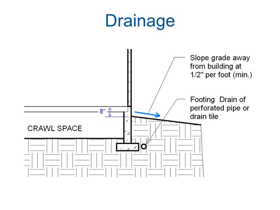 Drainage 8