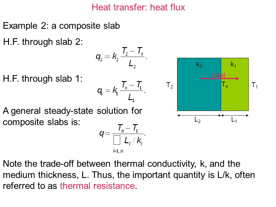Heat transfer: world-wide heat flow Highest heat loss at mid-ocean ridges and lowest at old oceanic crust.