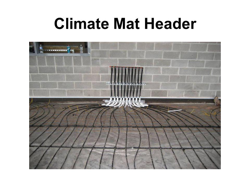 Climate Mat Header