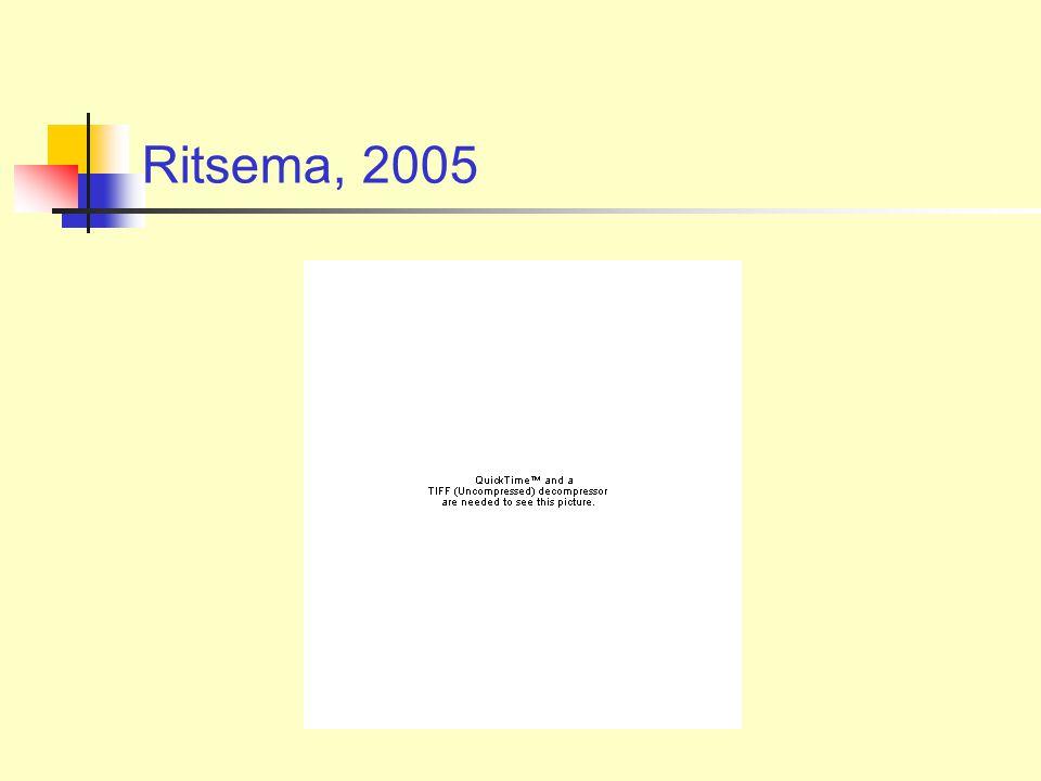 Ritsema, 2005