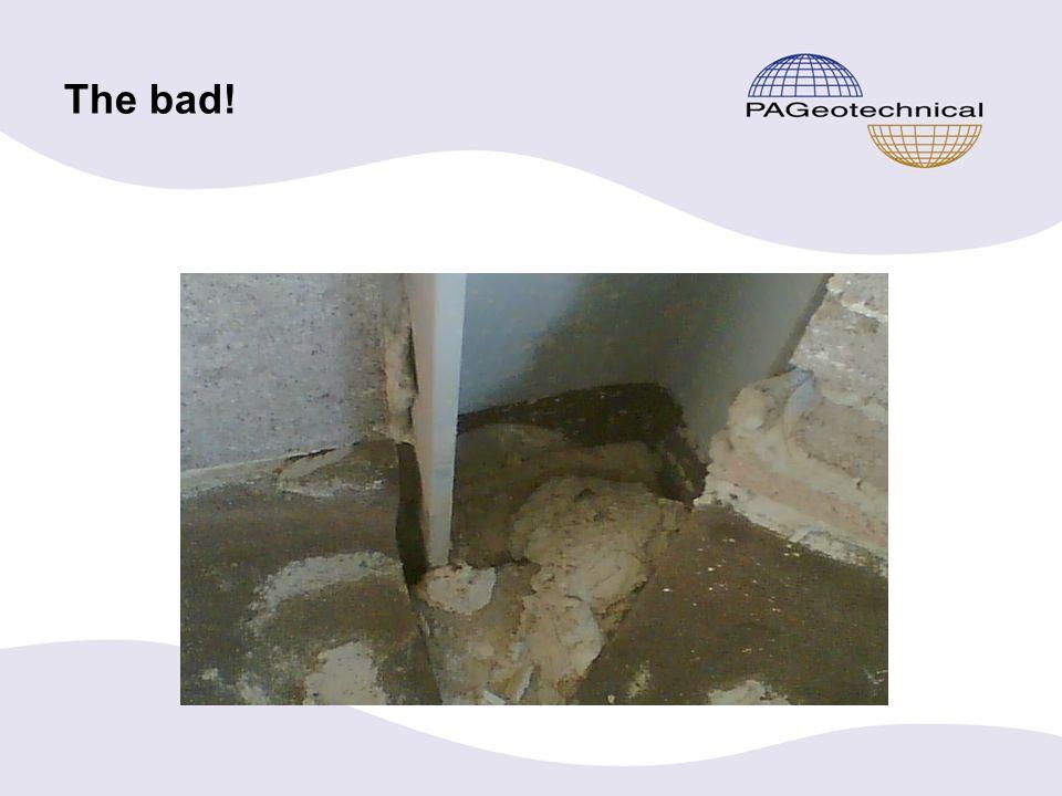 The bad!
