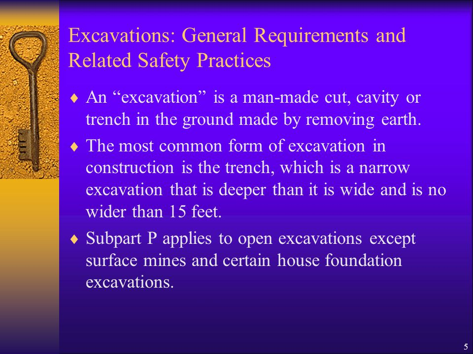 56 Preparatory Operations  A critical first step before undertaking a demolition operation is to obtain a comprehensive engineering survey of the structure that is to be demolished.