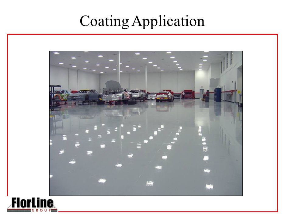Coating Application