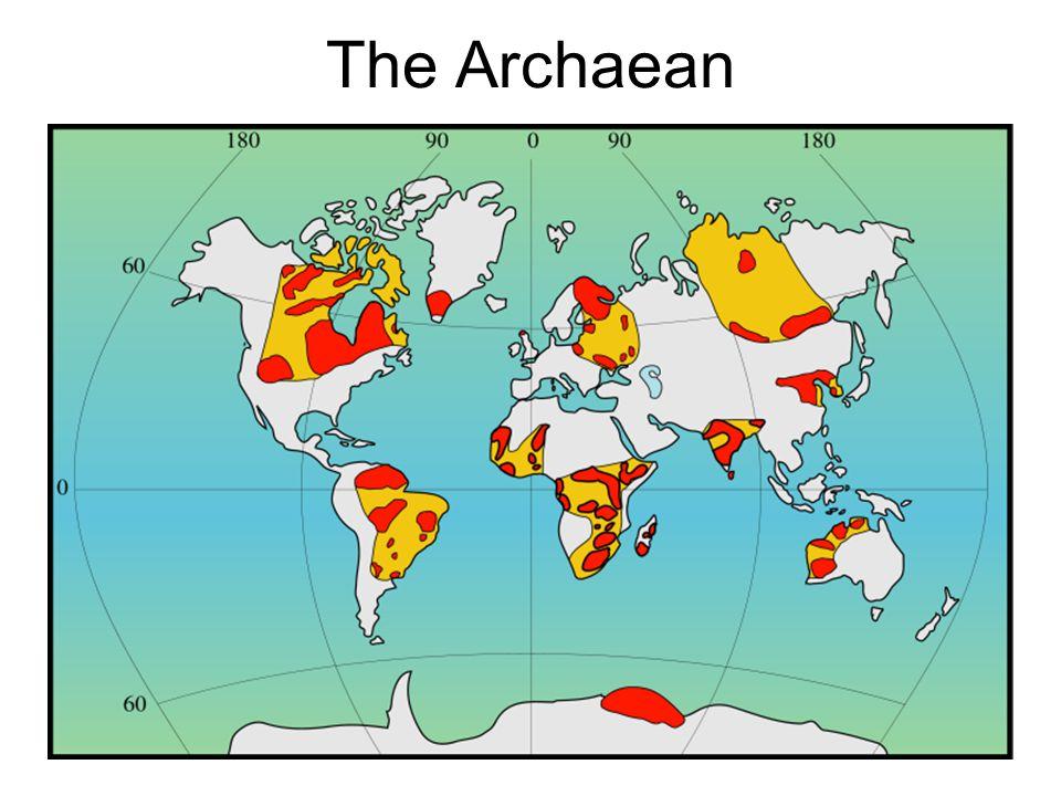 Sanukitoids: geographic repartition