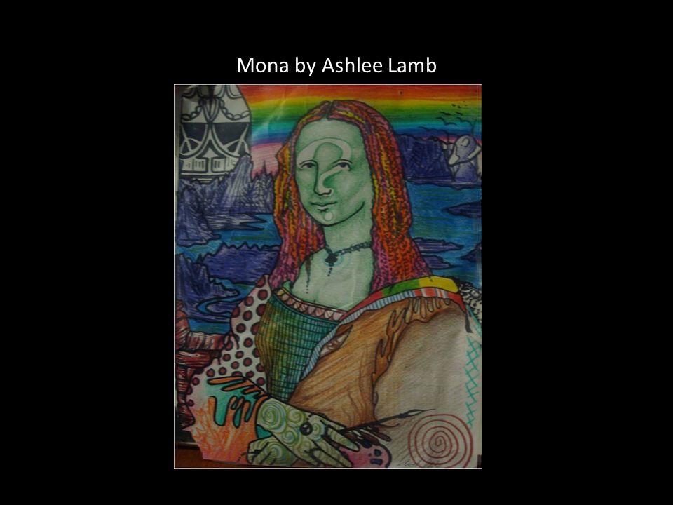 Mona by Ashlee Lamb