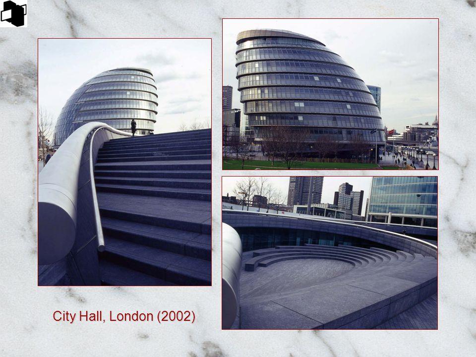 City Hall, London (2002)