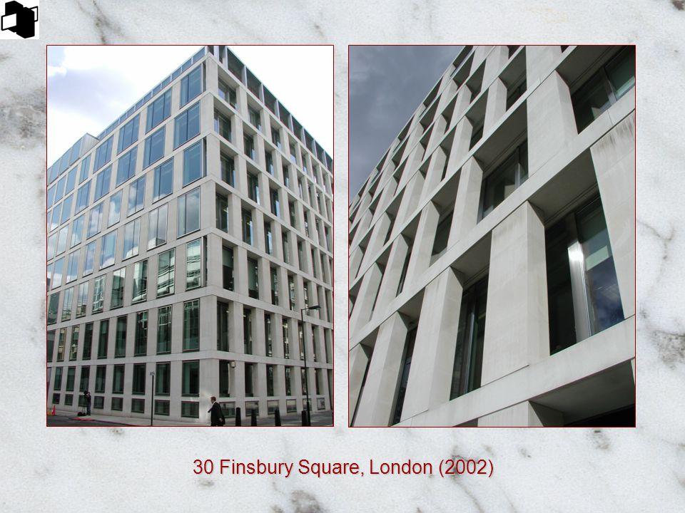 30 Finsbury Square, London (2002)