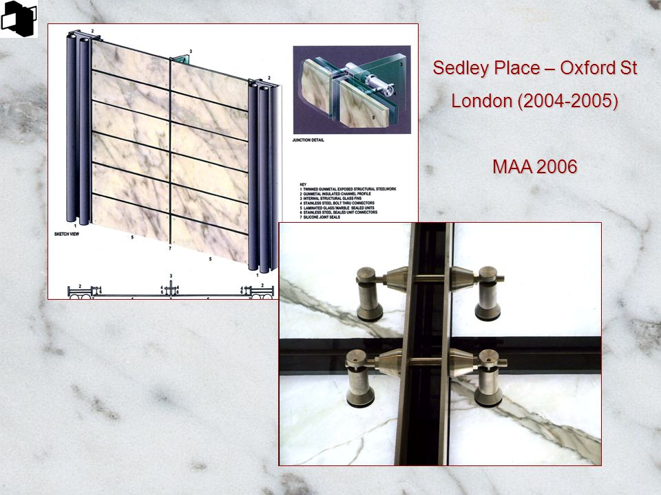 Sedley Place – Oxford St London (2004-2005) MAA 2006