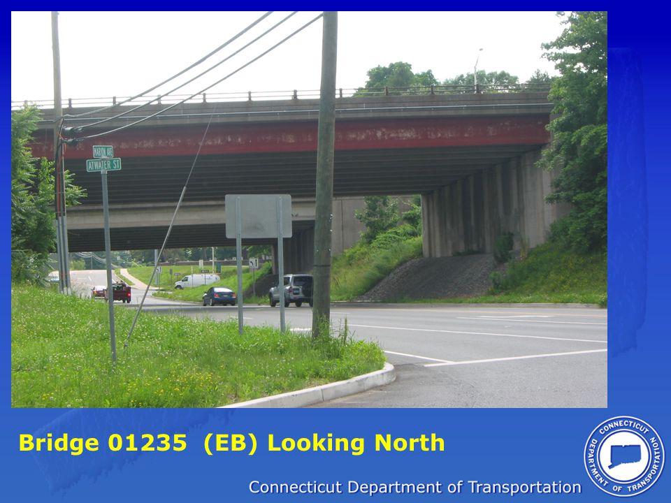 Bridge 01236 (WB) Looking South