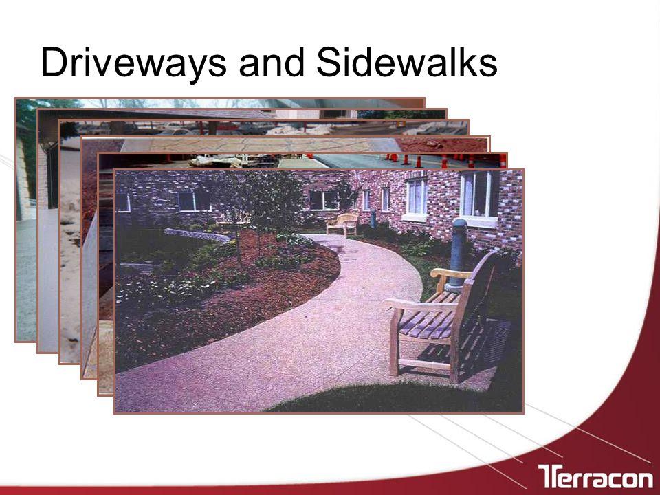 Driveways and Sidewalks