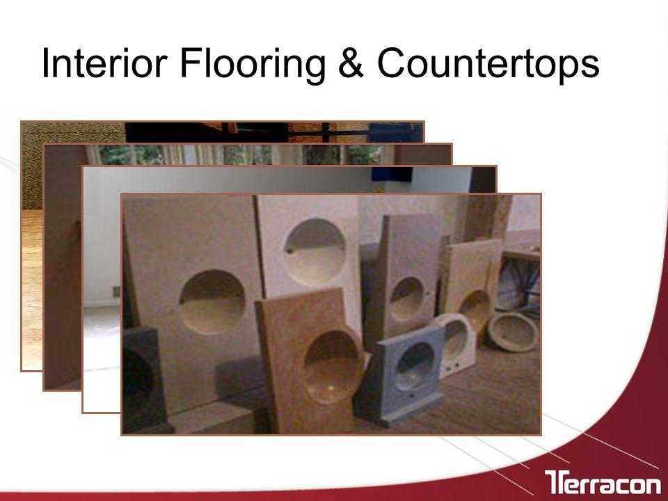 Interior Flooring & Countertops