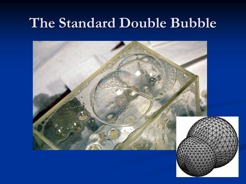 The Standard Double Bubble