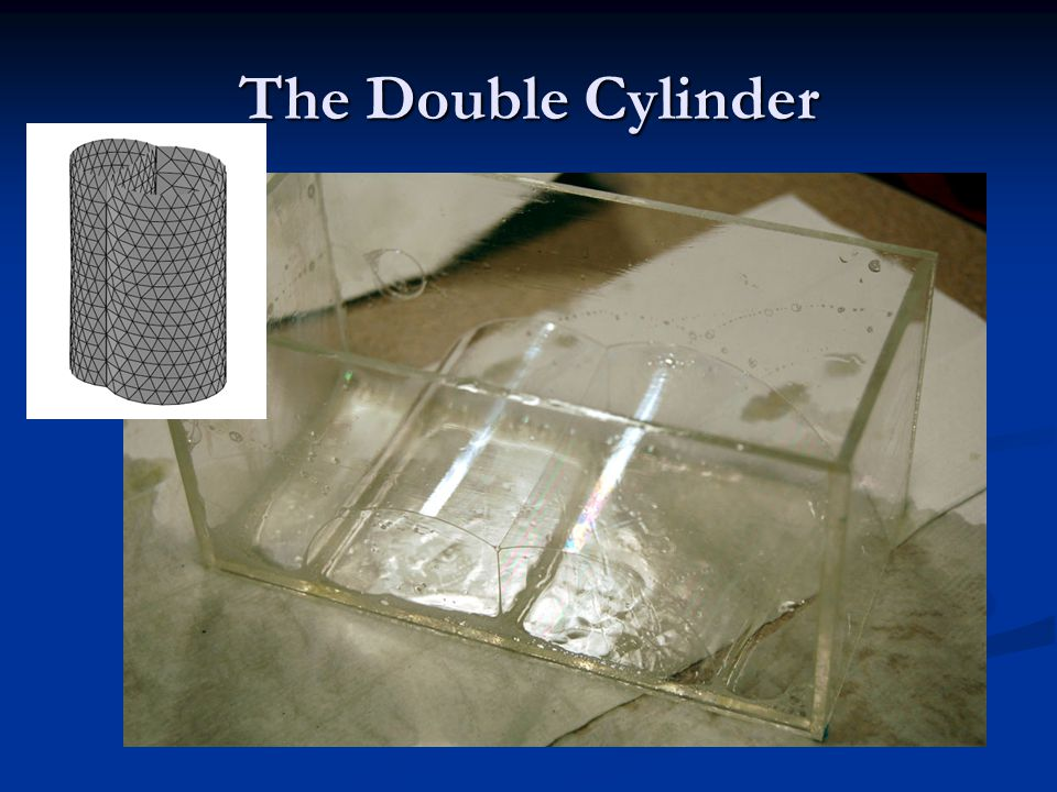The Double Cylinder