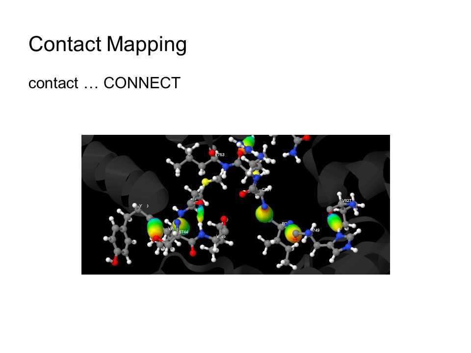 Contact Mapping contact … CONNECT
