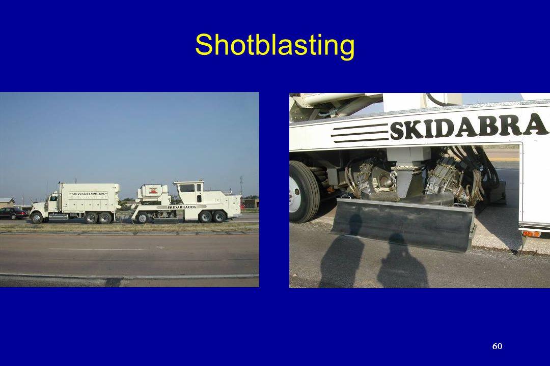 60 Shotblasting 60