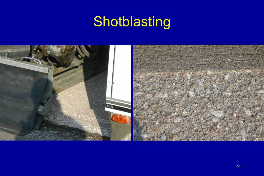 61 Shotblasting