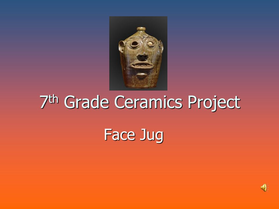 What is a Face Jug.