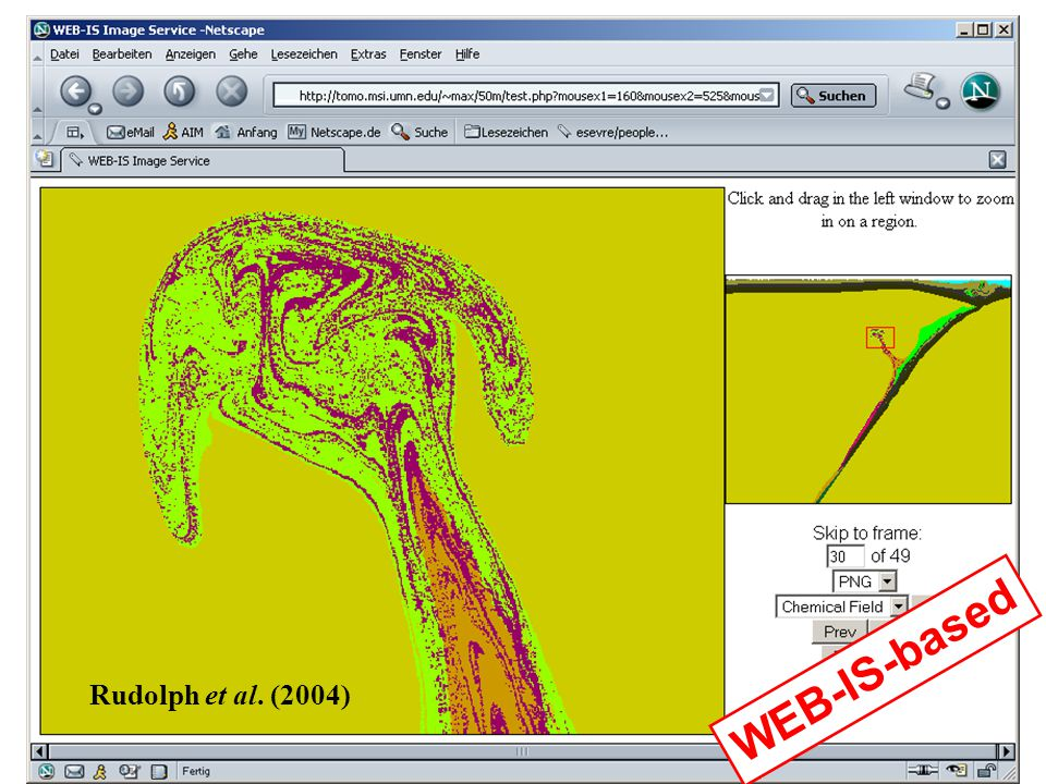 WEB-IS-based Rudolph et al. (2004)