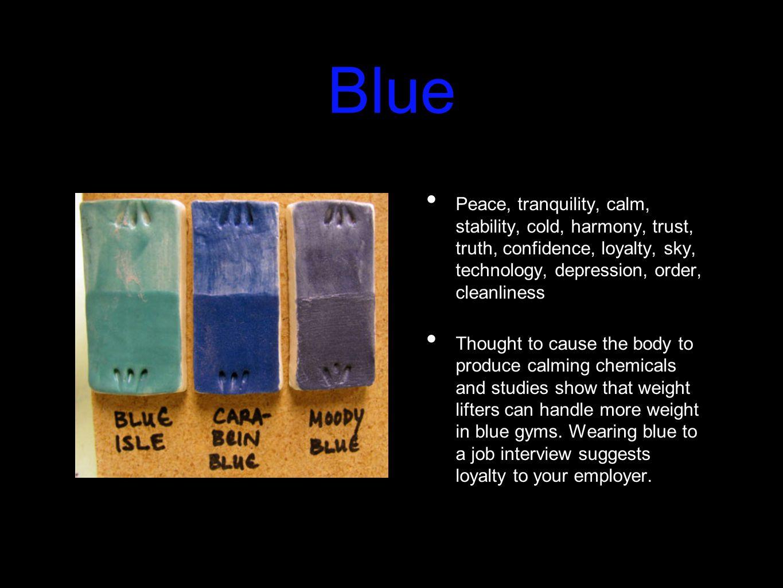 Webliography Johnson, David. Color Psychology. infoplease.