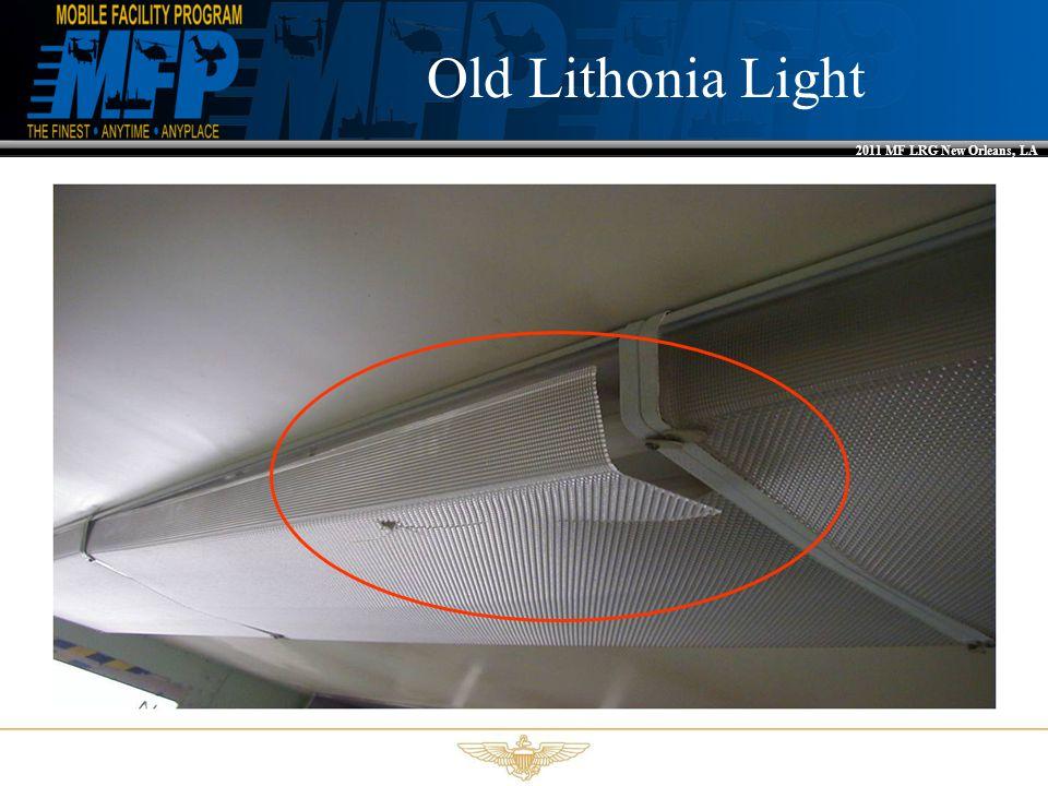 2011 MF LRG New Orleans, LA Old Lithonia Light