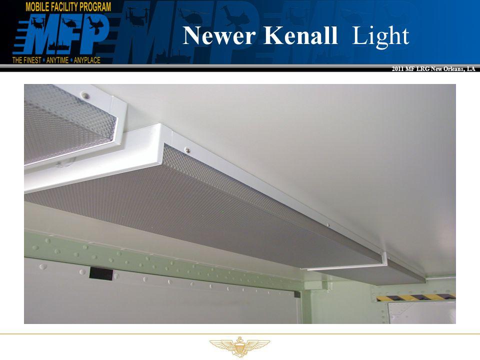 2011 MF LRG New Orleans, LA Newer Kenall Light