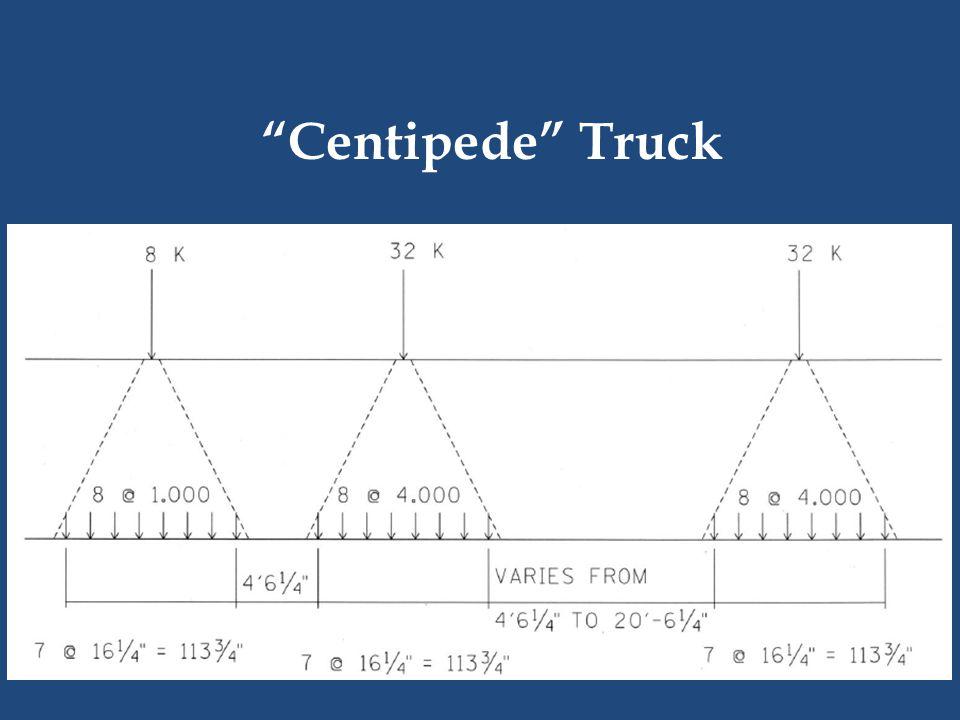 Centipede Truck