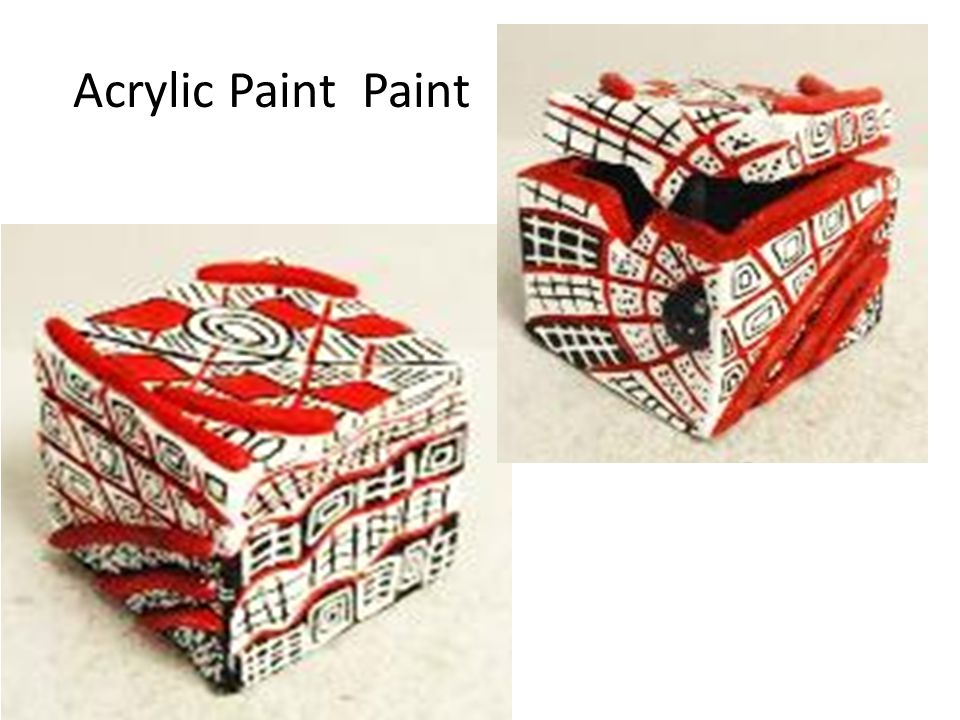 Acrylic Paint Paint