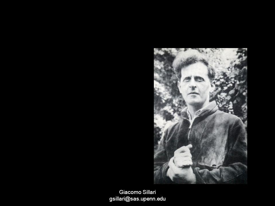 Giacomo Sillari gsillari@sas.upenn.edu Wittgenstein on Rule-following (§202) And hence also 'obeying a rule' is a practice.