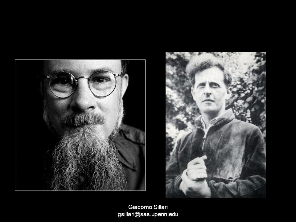 Giacomo Sillari gsillari@sas.upenn.edu Wittgenstein on Rule-following Expression of a ruleSituation (sign-post)