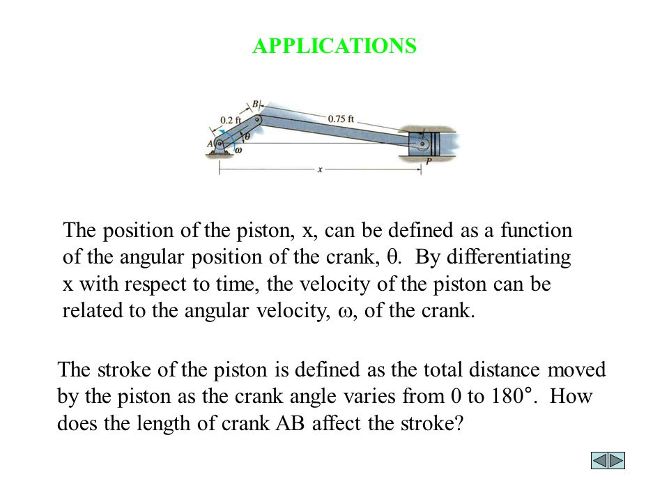 APPLICATIONS (continued) The rolling of a cylinder is an example of general plane motion.