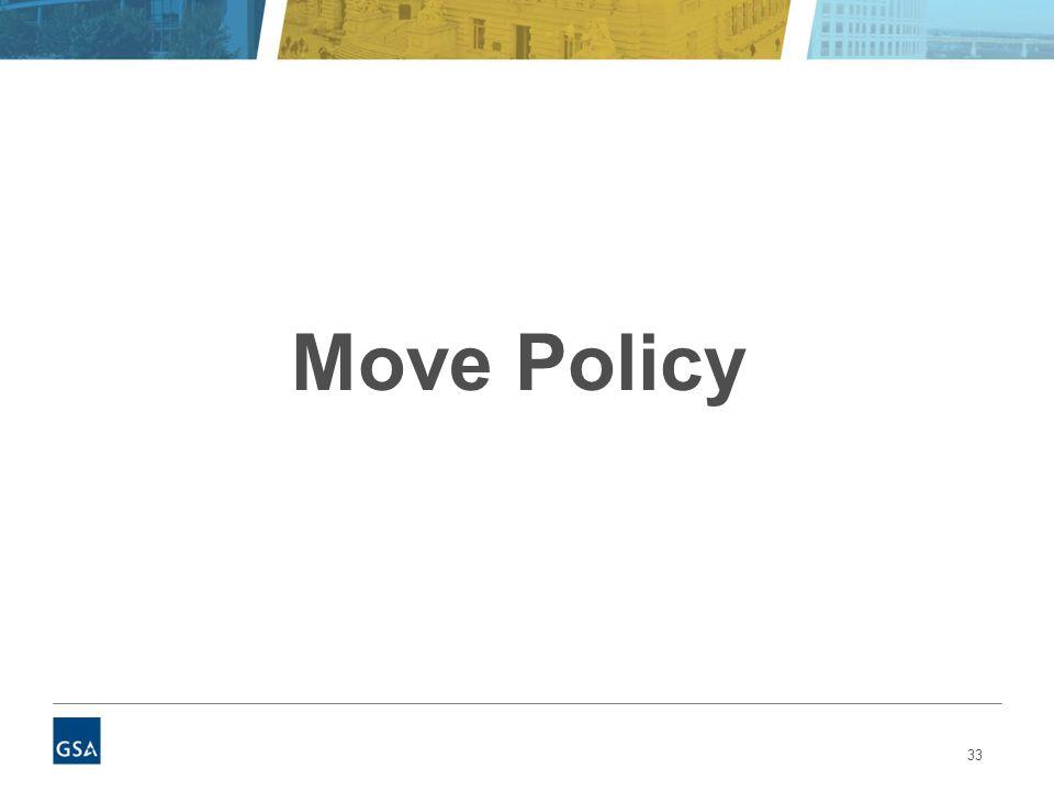 33 Move Policy