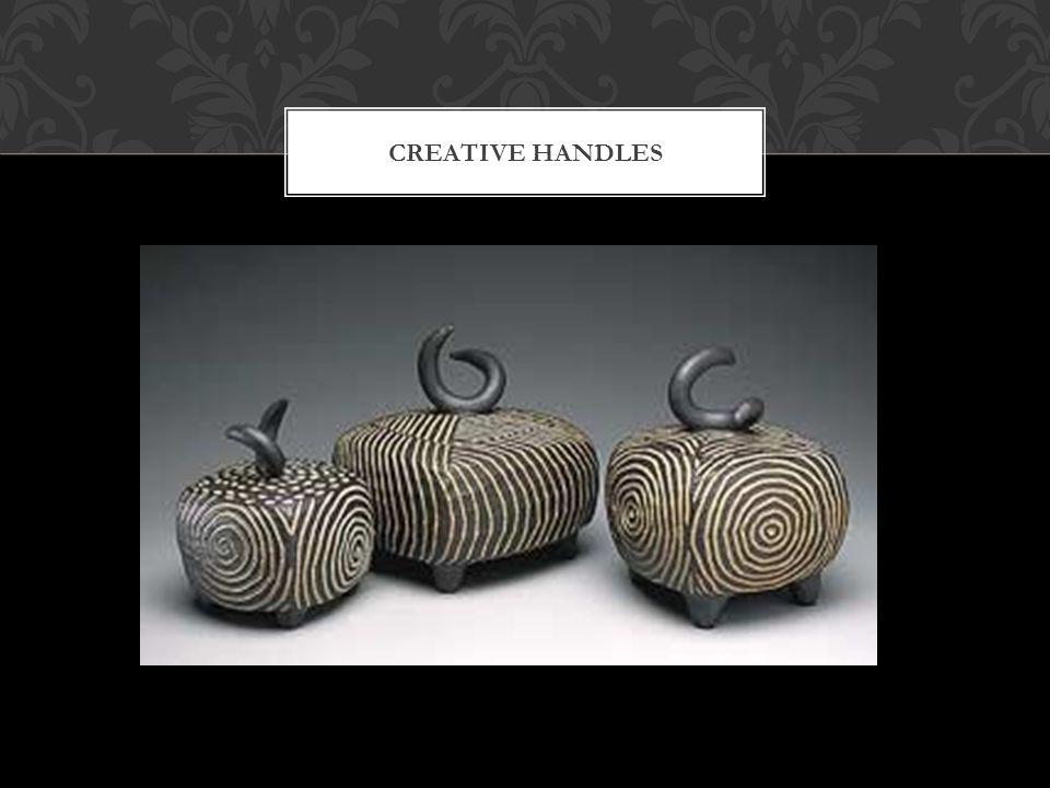 CREATIVE HANDLES
