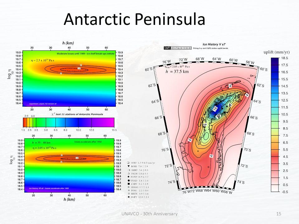 Antarctic Peninsula UNAVCO - 30th Anniversary15