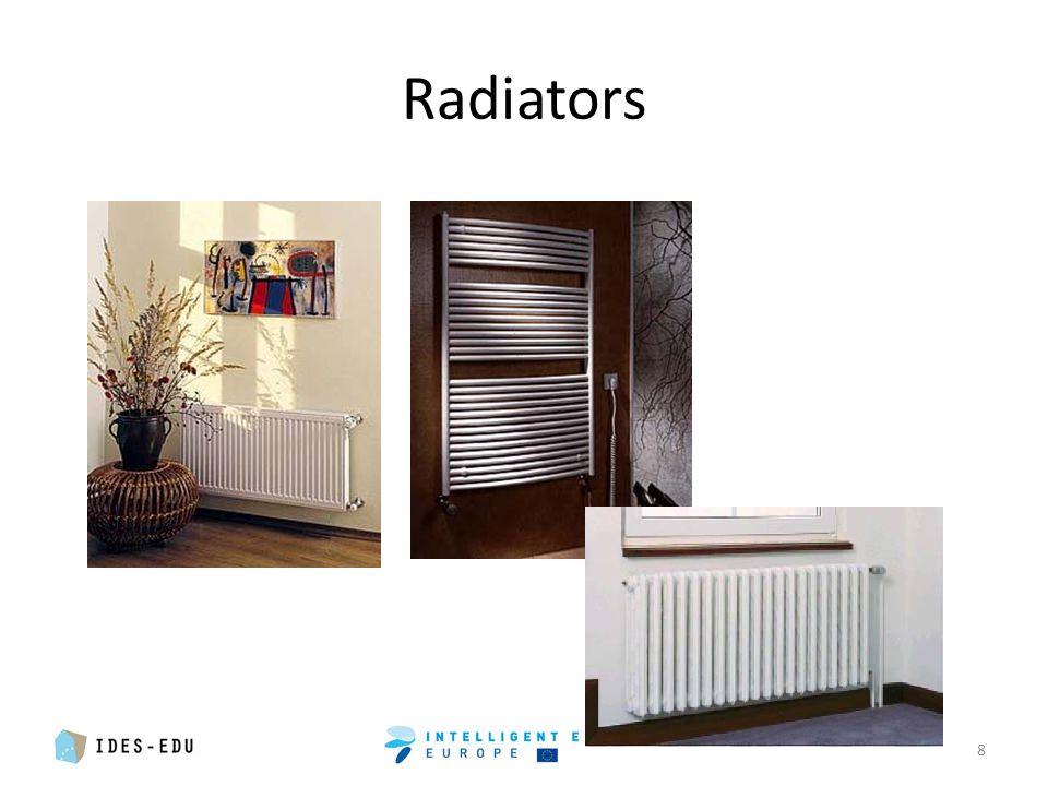 Radiators 8