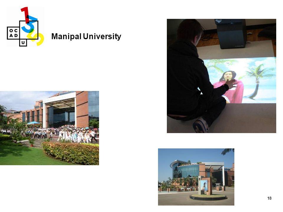 18 Manipal University