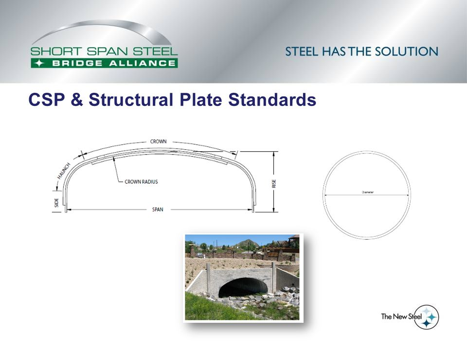 CSP & Structural Plate Standards