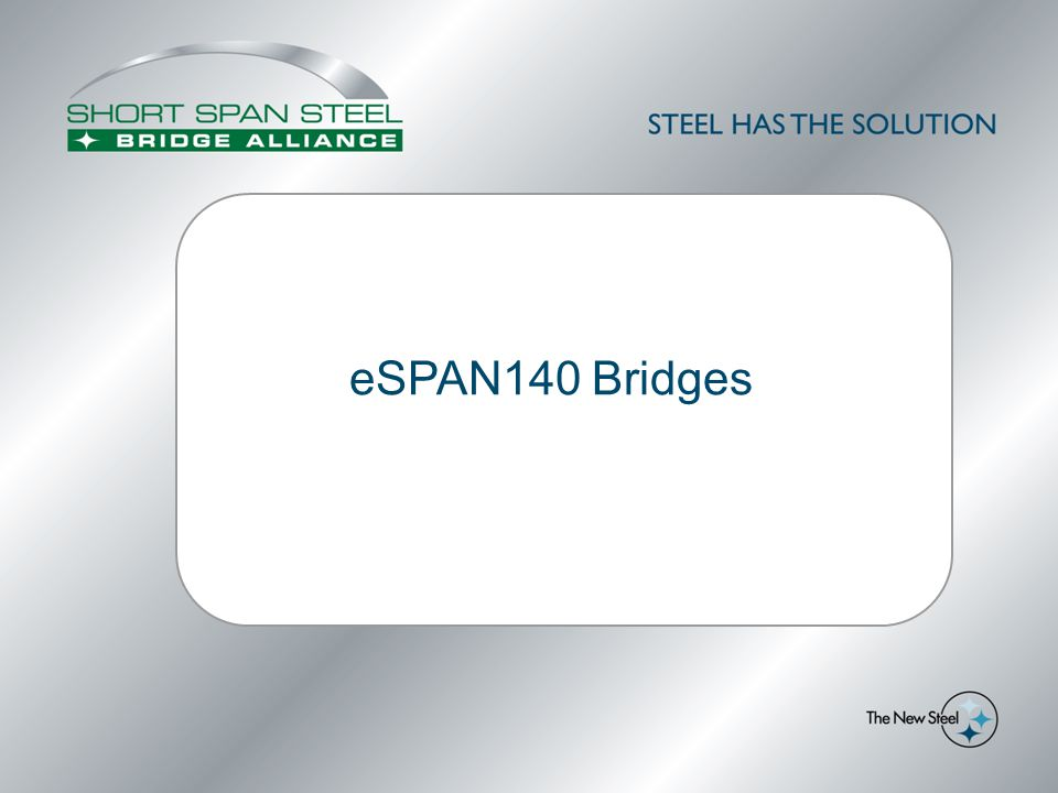 eSPAN140 Bridges
