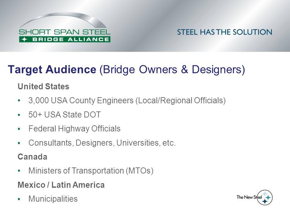 Elastomeric Bearings & Integral Abutments Steel Bridge - Economy